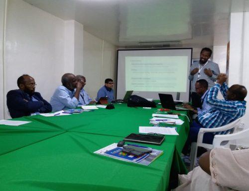 SONSA attended labour migration, mobility governance and skills development Workshop
