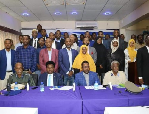Somalia Passport Bill Review Meeting