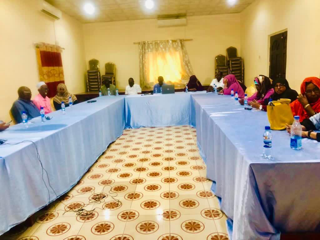 SONSA Participated Civil Society Consultative Meeting